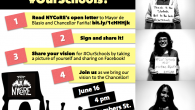 Whose Schools?! #OurSchools   Join NYCoRE as we deliver our Open Letter and bring our vision to the steps of Tweed! Monday, June 16th 4-6 pm Tweed Courthouse 52 Chambers […]
