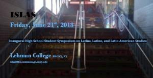 Symposium Postcard